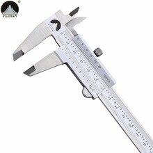 Buy FUJISAN Vernier Caliper 6″ 0-150mm/0.02mm 1/1000in Stainless Steel Gauge Micrometer Measuring Tools