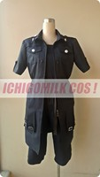 Adult Final Fantasy XV FF15 Noctis Lucis Caelum Cosplay Costume Outfit Male Custom Made