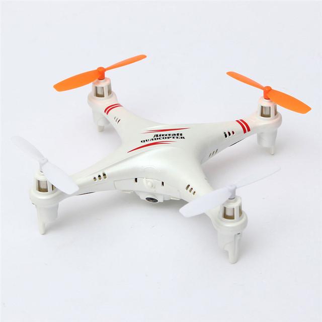 Moda Skytech M62 6-Axis Gyro Drone Mini 4CH 2.4 Ghz RC Helicóptero Aeronave Quadcopter 6-Axis Gyro Quad-Luta de helicópteros