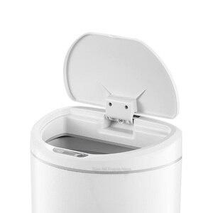 Image 3 - Youpin NINESTARS حاوية القمامة الذكية ذكي التعريفي التلقائي محس حركة علبة مهملات 10L سعة كبيرة