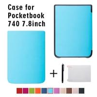 Smart Cover For PocketBook 740 InkPad 3 7 8 Inch Ereader Case Protective Skin Shell Gift