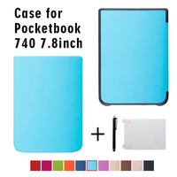 Smart Cover For PocketBook 740 InkPad 3 7 8 Inch Ereader Case Protective Skin Shell Gift