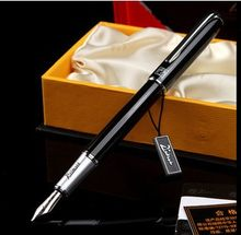 Picasso 916 fountain pen. Ink pen. Office stationery. 0.5mm nib. High-end pen. Boutique gift packaging(China)