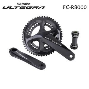 Image 1 - Shimano Ultegra pédalier de vélo, 11 vitesses, 170mm 172.5mm 175mm 50 34T 52 36T 53 39T avec BBR60