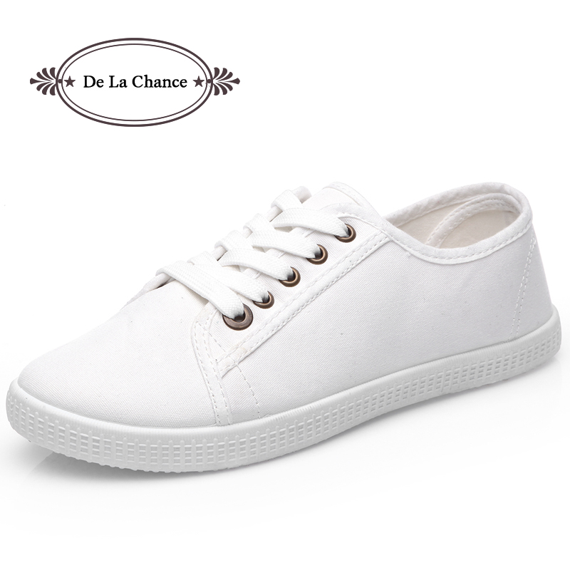 Solid Color Casual Women S Shoes