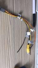 Cable adaptador para cámara de visión trasera, accesorio estándar para Mitsubishi Lancer, ASX , outlander