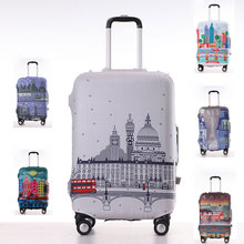 Travel Luggage Suitcase Protective Cover, Stretch, made for S/M/L/XL, Apply to 18-30inch Cases, Travel Accessories