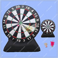 2016 New 2.4 meters Giant Inflatable Dart Board,Free Air Blower Included