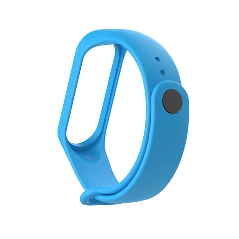 Bracelet For Xiaomi Mi Band 3 Sport Strap Watch Silicone Wrist Strap For Xiaomi Mi Band 3 Accessories Bracelet Miband 3 Strap #4