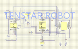 Image 4 - จัดส่งฟรี100PcsโมดูลอัลตราโซนิกHC SR04ระยะทางวัดTransducer Sensor