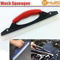Free shipping newest soft silicone car window wash cleaner wiper squeegee blade shower auto clean scraper tool A15