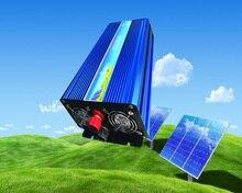 2500 Вт Чистая Синусоида Инвертор ПОСТОЯННОГО ТОКА в ПЕРЕМЕННЫЙ Инверторы, 5000 Ватт Пиковой Мощности, от Сетки Ветра Солнечной Системы Инвертор