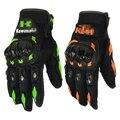 2016 1 par de marca famosa completo dedo guantes de moto guantes de moto luva moto motocicleta motocross guantes ml xl xxl