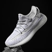 2019 Hot Sale Sports Shoes Women Shoes Outdoor Sneakers Mesh Breathable Walking Footwear Sport Trainers 3M Reflective Lighted