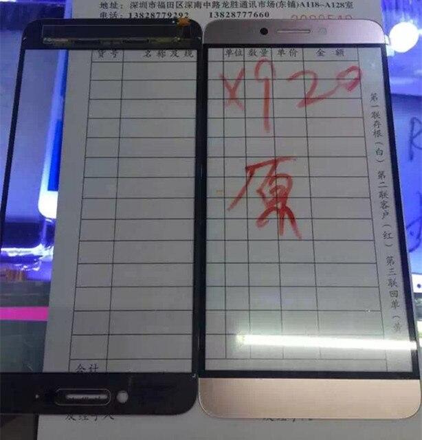 Le 2 Макс X820 Сенсорный Экран Панели Планшета Аксессуары Для Пусть V Le2 Макс X920 Смартфон Бесплатная Доставка + Трек Номер на складе