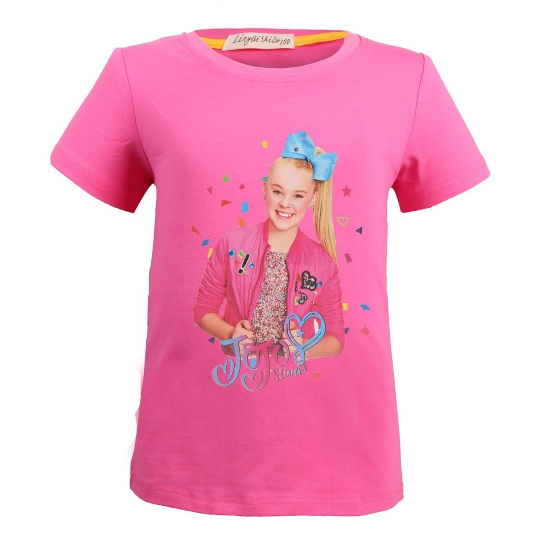 7f9fa77162c81 2019 New Children Summer my little girls Clothes jojo siwa Clothing ...
