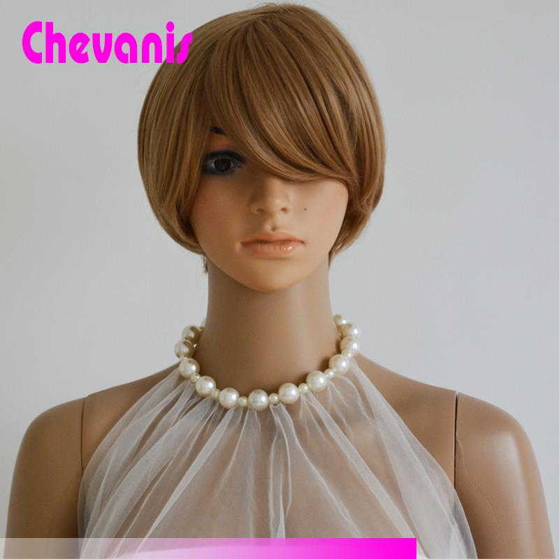 Wholesale Short Hair Wigs For Cosplay Women Custom Synthetic Japan