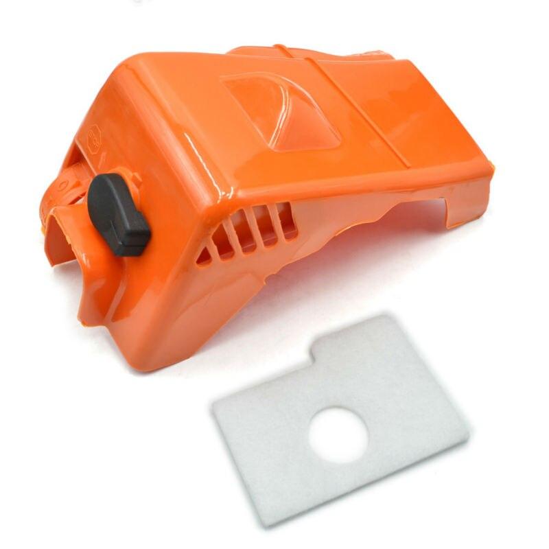 1 Satz Luftfilterabdeckung Heckgriff Tankgehäuse für STIHL MS440 044