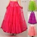 Elegant Wedding Petticoat Crinoline Underskirt Petticoats For Prom Dresses Tutu Skirts Summer Dress Long A Line Skirts