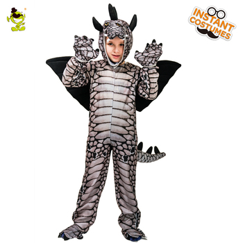 Малыш Мальчик Стегозавр костюм играть роль талисмана мультфильм одежда с драконом мир Юрского периода фильм прекрасный Стегозавр комбинез... >> DSplay Store