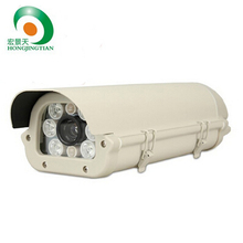 Professional Car License Plate Capture Camera Sony 700TVL 5-50mm lens Zoom White light Day/Night full Color Security CCTV Camera