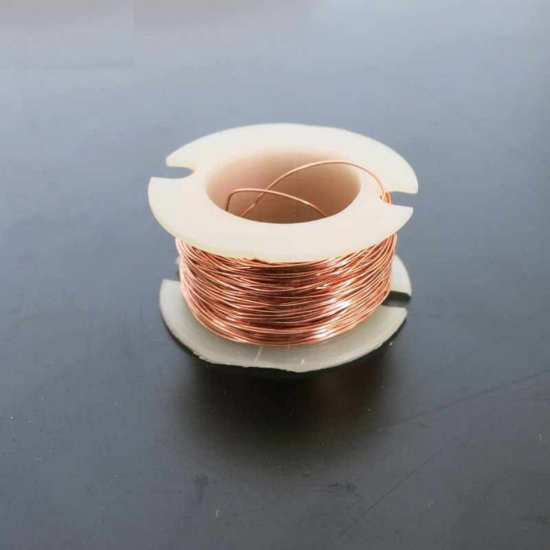 1PCS Copper Wire 0.2/0.5/1mm 10m Thin Enameled Wire Motor Winding Wires/Lead Cables for RC Four-wheel Drive Cars Motor Parts durable steel rod brass wire brush handle grinder deburring for wood steels root polished 8 in 1 copper wire wheel