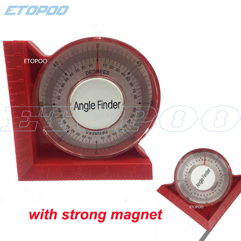 Detail Feedback Questions about Slope Mini Inclinometer Protractor