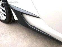 Włókna węglowego rzeczywistym/niemalowanej primer FRP listwy progowe dyfuzor powietrza dla Toyota FT86 GT86 SCION FR S SUBARU BRZ