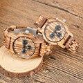 Часы для влюбленных  мужские деревянные часы  женские кварцевые часы с календарем и дисплеем  парные наручные часы  Топ бренд  роскошные жен...