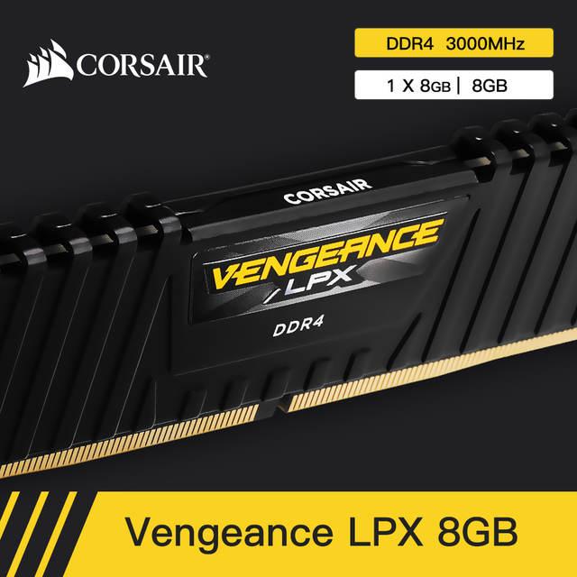 Detail Feedback Questions about CORSAIR Vengeance LPX 8GB