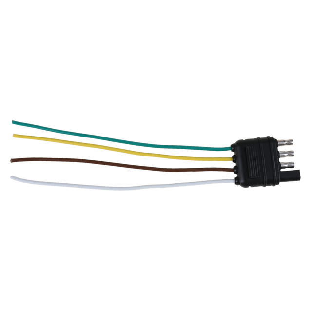 12v plug wiring harness adapter