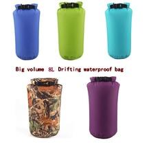 GERYMU Outdoor waterproof dry bag partable anti-theft mobile phone waterproof bags drifting waterproof bag 8L