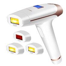 Электрическая лазерная эпиляция, депилятор для женщин, эпиляция Ipl, удаление волос, лазерная эпиляция для женщин, бритва Lescolton t009i