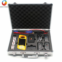 JMD удобный для детей II для 4D/46/48/G король красный чип удаленный генератор автомобильных ключей карта копир удобный ребенок 2 английский/испанский язык программист