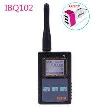 IBQ102 Портативный частотомер сканер метр 10 Гц-2.6 ГГц для Baofeng Yaesu Kenwood радио сканер Портативный частотомер