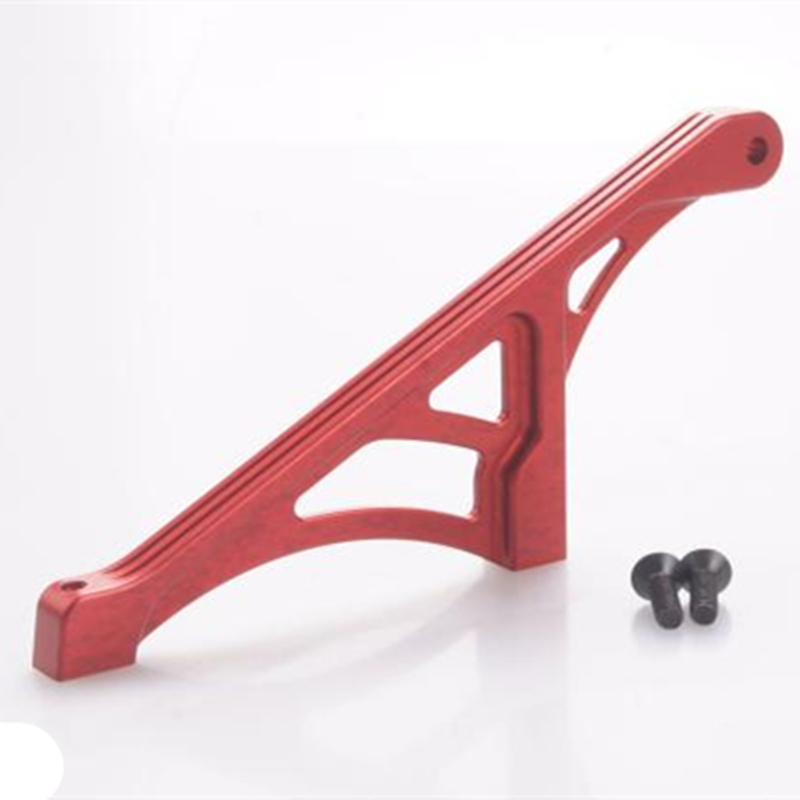 Area RC Rear chassis brace V3 for LOSI 5IVE-TUSA7075-T6 PRO fid rear axle c block for losi 5ive t mini wrc