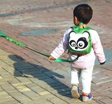4 colors Baby Kids Keeper Assistant Toddler Walking Wings Anti-lost Safety Harness Backpack Bag Strap Rein Harnesses & Leashes