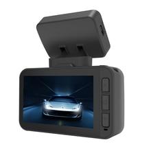 4K dash camera OnReal R1K 2.45 IPS screen auto register GPS WIFI car DVR night vision cam