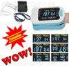 OLED Fingertip Oxymeter Spo2 PR Monitor Blood Oxygen Pulse Oximeter CMS50N