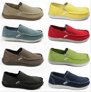 Size 39-44 classical men's canvas shoes sneaker  free shipping