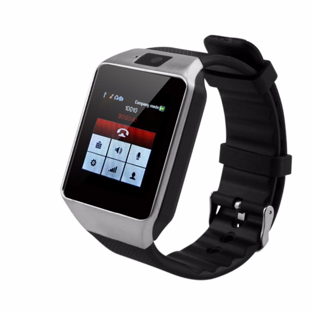 Inteligentny zegarek Bluetooth Smartwatch DZ09 Android Rozmowa - Zegarki damskie - Zdjęcie 6