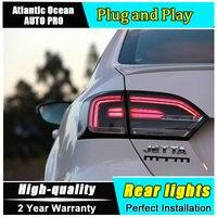 2011 2012 2013 2014 для vw jetta светодиодный задние фонари GLI светодиодный сзади лампы Парковка NCS для vw jetta светодиодный сзади огни Тюнинг автомобилей