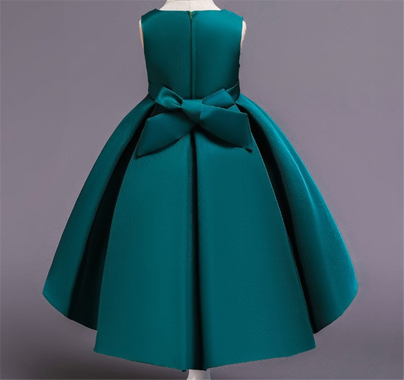HTB1kvwcXYj1gK0jSZFuq6ArHpXav Girls Dress Christmas Kids Dresses For Girls Party Elegant Princess Dress For Girl Wedding Gown Children Clothing 3 6 8 10 Years