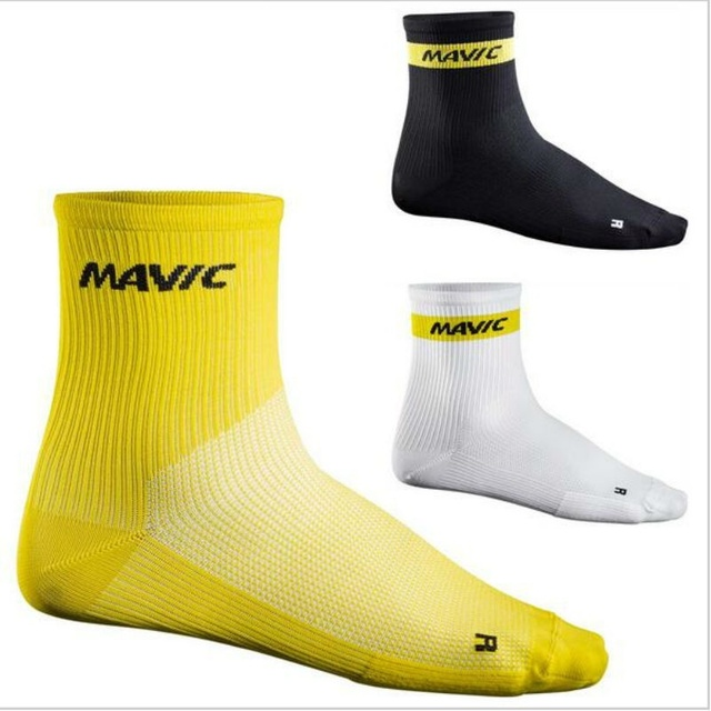 Унисекс Новый Горный велосипедные носки велосипедные спортивные носки/Гонки велосипедные носки/из материала coolmax носки