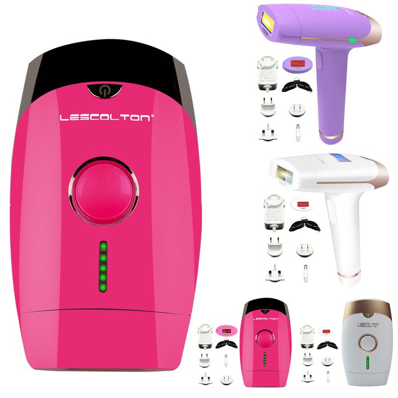 300000 Pulse Photon IPL Laser Epilator Depilador LCD display Laser Permanent Hair Removal Skin Rejuvenation Hair Removal Machine цена 2017