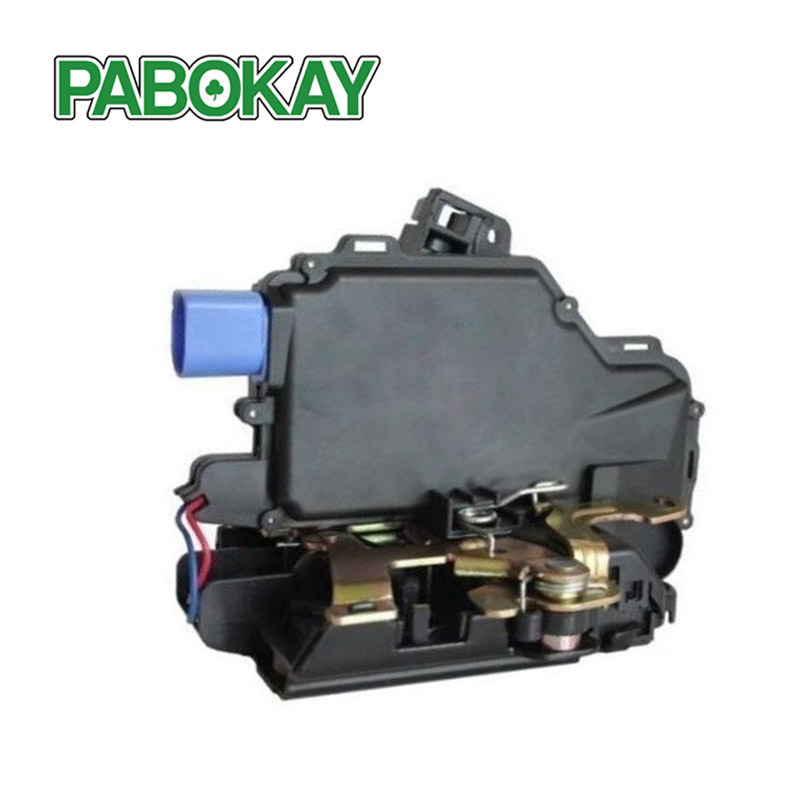 HIGH QUALITY REAR LEFT SIDE DOOR LOCK ACTUATOR CENTRAL MECHANISM 3B4839015AG FOR VW POLO 9N VW T5 TRANSPORTER CARAVELLE MULTIVAN