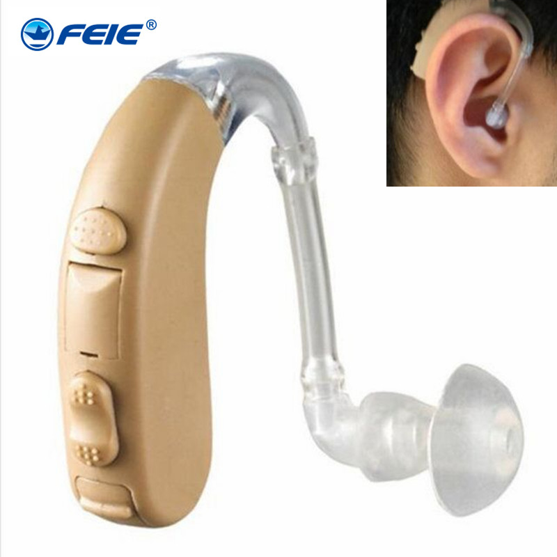 Cheap Hearing Aid Lilke Siemens Hearing AIDS Sound Amplifier Earphone Medical Equipment Hear Device for Hearing Loss S-303 old people hearing aid earphone sound clear amplifier hearing aids mini in the ear for hearing loss person s 303