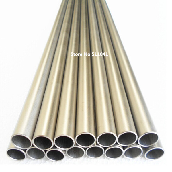 2pcs Grade 5 Titanium SEAMLESS tube Gr.5 Gr5 ttanium pipe OD35mm Inner 29mm thickness 3mm Length 1500mm,free shipping