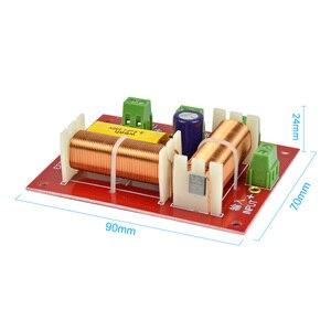 Image 3 - AIYIMA altavoz de 3 vías con divisor de frecuencia para el hogar, altavoces cruzados, agudos, medios y bajos, 200W, 2 uds.