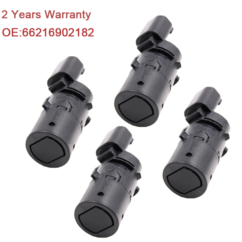 YAOPEI 4PCS/Lot NEW PDC Parking Sensor For BMW 66216902182 6902182 E38 E39 E53 525 X5 725 730 530 4pcs 66209270495 front pdc ultrasonic parking sensor for 10 14 bmw 5 6 series x3 x5 x6 9270495